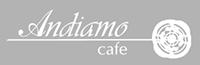 ANDIAMO CAFE, логотип