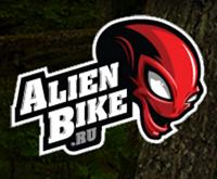 Логотип ALIENBIKE