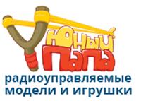 Логотип ЮНЫЙ ПАПА