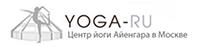 YOGA-RU, логотип