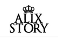 ALIX STORY, логотип