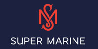 SUPER MARINE, логотип