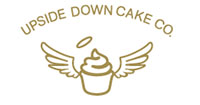 UPSIDE DOWN CAKE, логотип