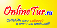 ONLINETUR.RU, логотип