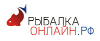 РЫБАЛКА ОНЛАЙН, логотип