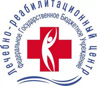 Лечебно-реабилитационный центр Минздрава, логотип