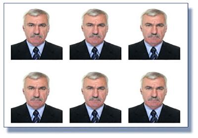Как сделать фото 3 на 4 в фотошопе