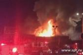 На одной из вечеринок в США заживо сгорело до 40 людей.