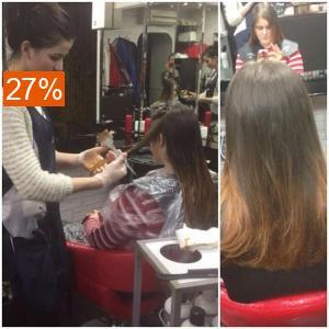 Скидка 27% на курсы парикмахеров для начинающих!