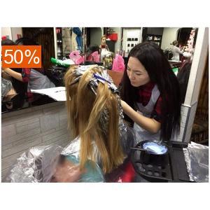 Скидка до 50% на курс повышения парикмахеров для начинающих!
