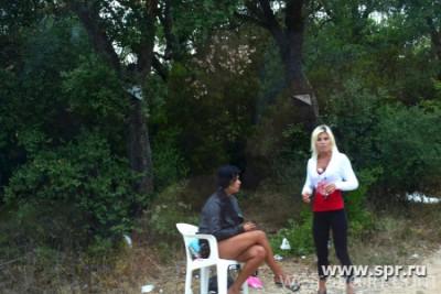фото украинских проституток в россии