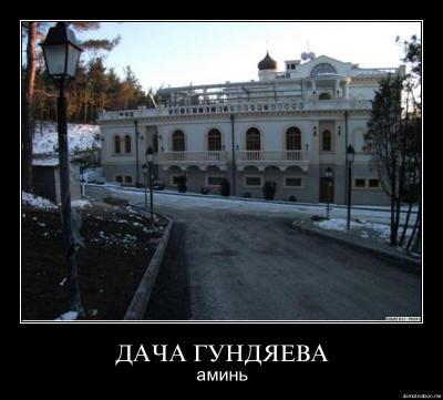 Поцтриарх Гундяев о своих часах за 34600 долларов.