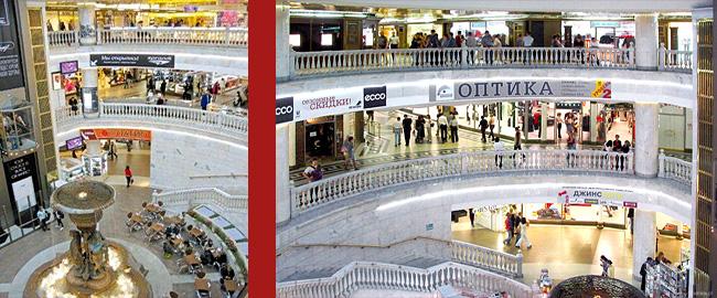 8b90c51b Торговый центр (ТЦ) Охотный ряд: адрес, телефон, часы работы ...