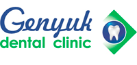 Genyuk Dental Clinic, логотип