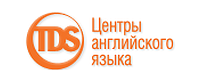 Tds language school, логотип