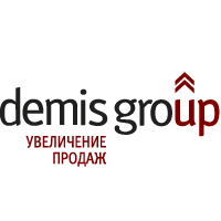 Demis Group digital agency, логотип