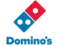 Domino`s pizza, логотип