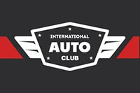 Логотип International Auto Club