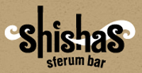Shishas sferum bar, логотип
